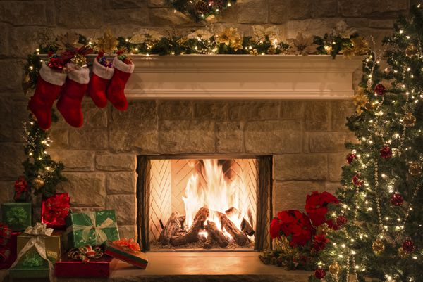 christmas_mantel